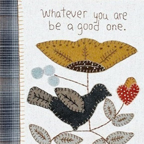Be A Good One by Norma Whaley