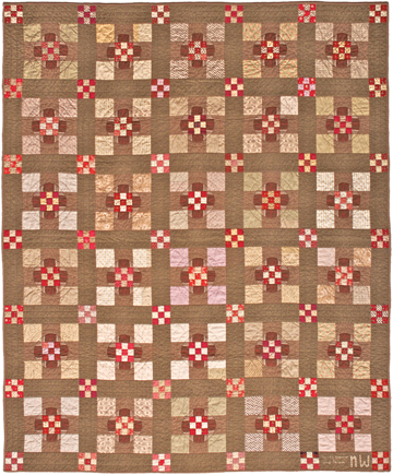 Center Stage quilt by Norma Whaley