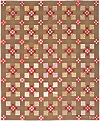 Center Stage patchwork quilt pattern by Norma Whaley