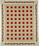 Christmas or Not quilt pattern by Norma Whaley