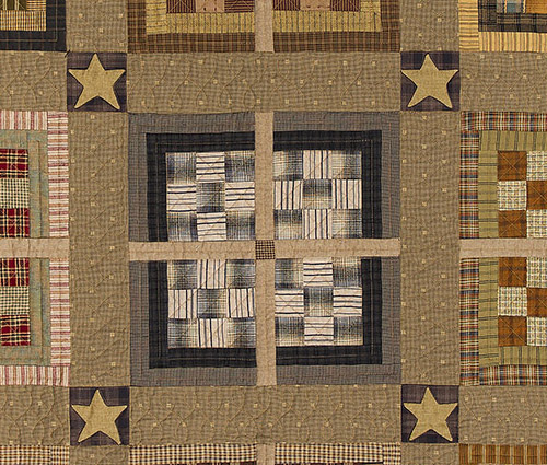 Country Crossroads quilt by Norma Whaley