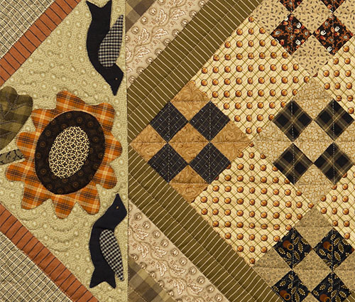 Follow The Sun Quilt Timeless Traditions Quilts By Norma