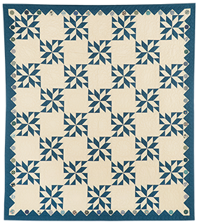 I See Stars quilt by Norma Whaley