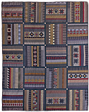 Navajo Code Talkers patchwork quilt pattern by Norma Whaley