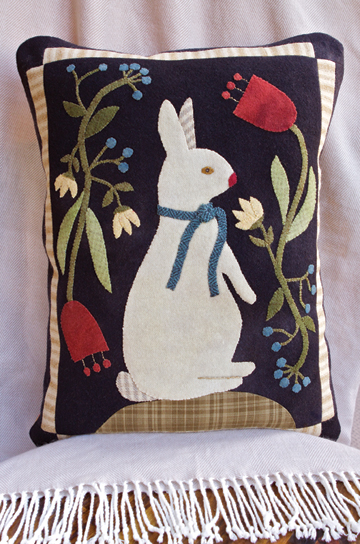 Taking Time To Smell The Flowers Pillow Project Timeless