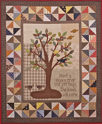 The Bird Tree by Norma Whaley