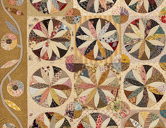 Virginia Reel Quilt Quilt by Norma Whaley